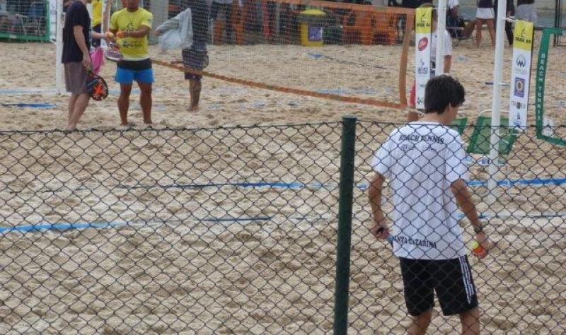 Foto II ESTADUAL BEACH TENNIS - ITAJAÍ - 19-21 MAIO 2017