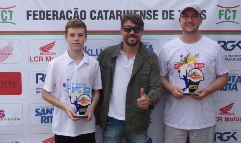 Foto ESTADUAL LCR MOTOS DE TÊNIS 2017 (III CLASSES)