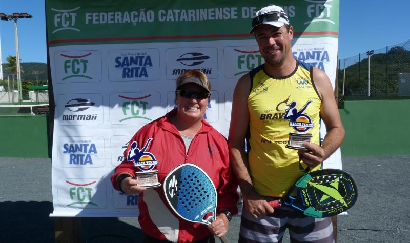 Foto PREMIAÇÃO IV ESTADUAL DE BEACH TENNIS