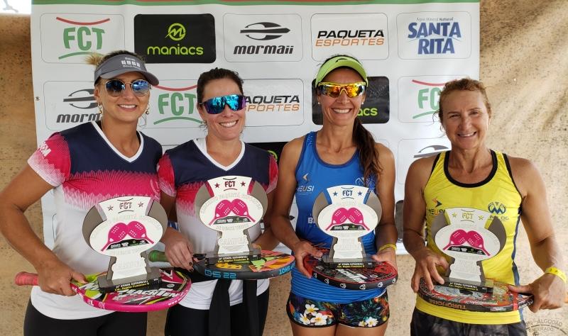 Foto CIRCUITO PAQUETÁ ESPORTES DE BEACH TENNIS (4º ETAPA ESTADUAL)