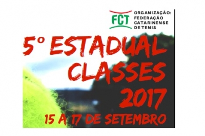 V ESTADUAL CLASSES 2017 - GALERIA DE CAMPEÕES