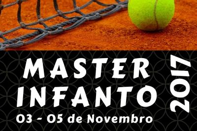 Estão abertas as inscrições para o MASTER INFANTO 2017