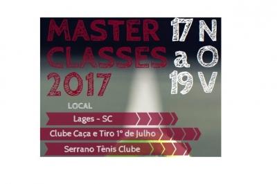 MASTER CLASSES 2017