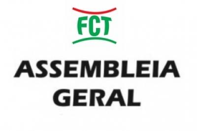 ASSEMBLEIA GERAL ORDINARIA - FEDERAÇÃO CATARINENSE DE TÊNIS