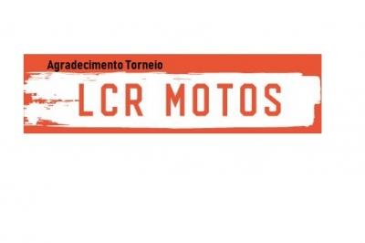 AGRADECIMENTO TORNEIO LCR MOTOS