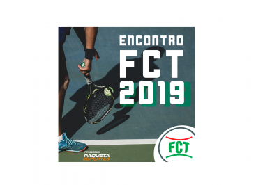 VEM AÍ O ENCONTRO FCT/PAQUETÁ ESPORTES DE TREINAMENTO 2019!