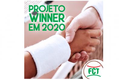 O PROJETO WINNER CONTINUA EM 2020!