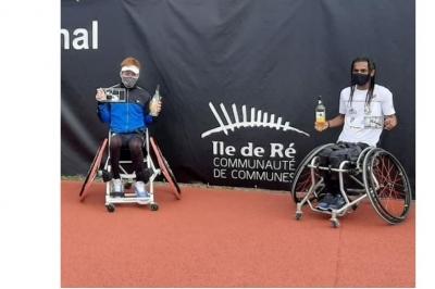 Top 10 do mundo, Ymanitu Silva é vice-campeão em Ile de Ré, na França