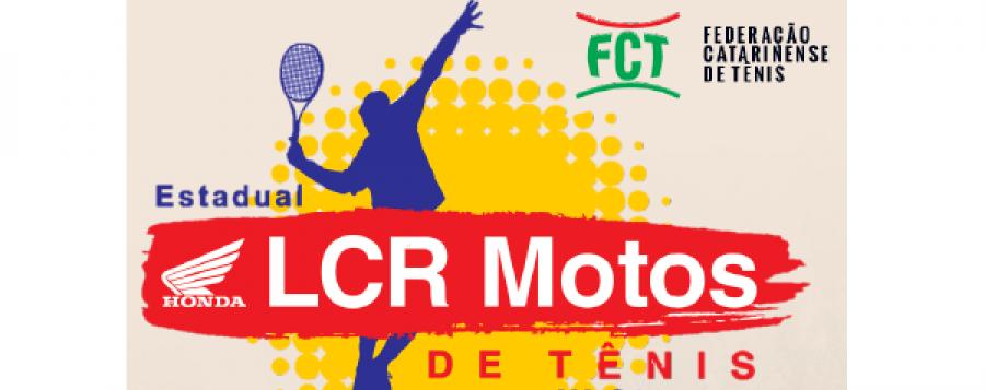 ESTADUAL LCR MOTOS DE TÊNIS 2017 (III CLASSES)