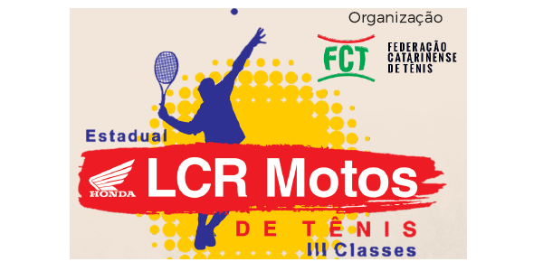 GALERIA DE CAMPEÕES - ESTADUAL LCR MOTOS DE TÊNIS 2017 (III CLASSES)